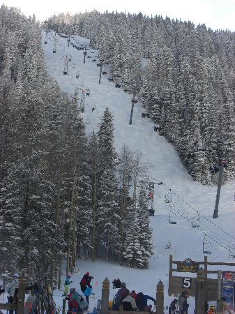 Taos Ski Valley, NM: camino