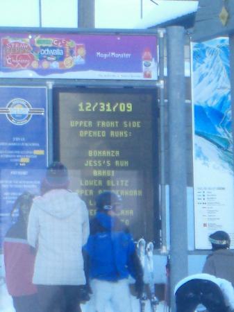 Taos Ski Valley, NM: fecha