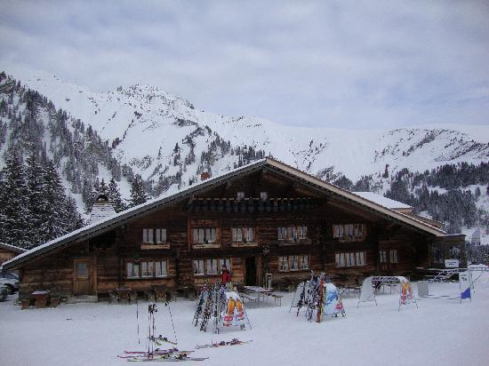 Adelboden, Restaurant Aebi,  3 Jan 2010