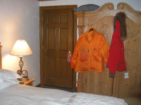 Christiania at Vail: Another view of our room