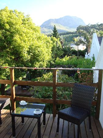 4 Heaven Guesthouse: (Dach)Terrasse African Suite