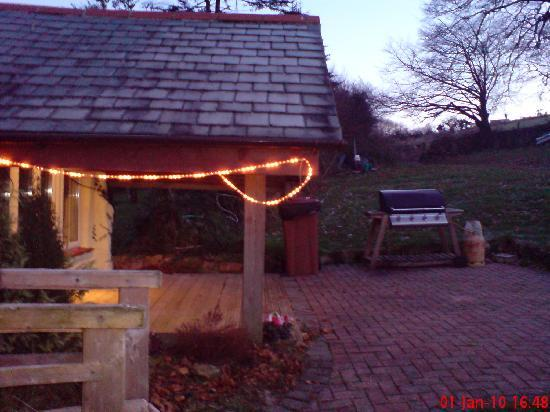 Fox Park Farm Cottages: Hayloft