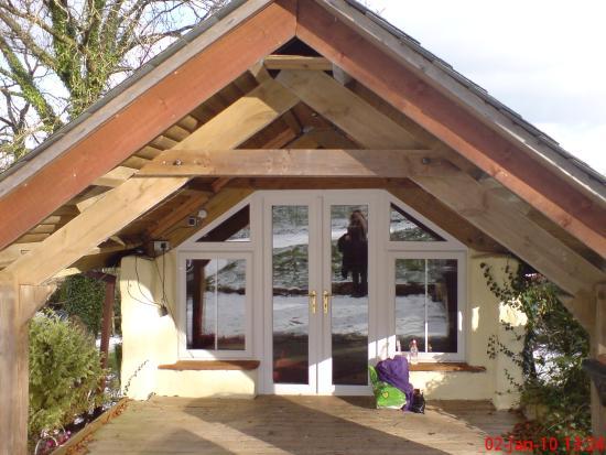 Fox Park Farm Cottages : Hayloft