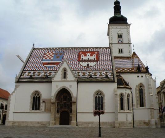 โบสถ์เซนต์มาร์ค: St. Marco's church...