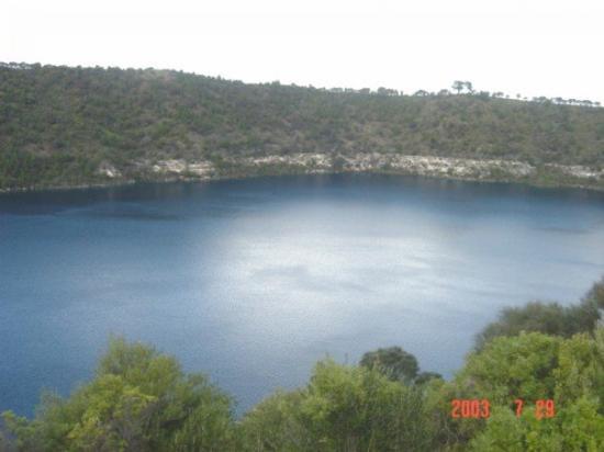 Blue Lake, Mount Gambier