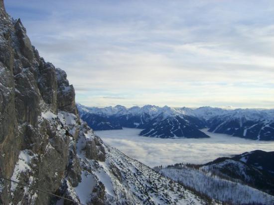 Schladming, Österreich: Österreich -Auf dem  Dachstein (~ 3000m)