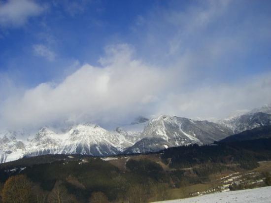Schladming, Österreich: Österreich - Region Dachstein