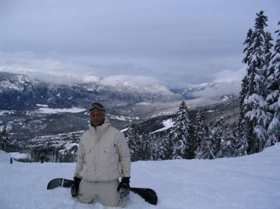With The Olympic Symbol Picture Of Whistler Olympic Park Whistler
