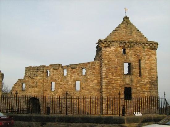 St Andrews Castle: St Andrews