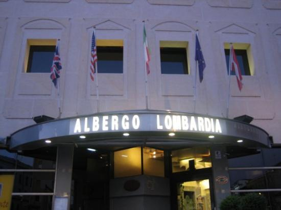 Hotel Lombardia: Our hotel in Monfalcone, Italy