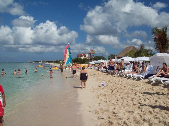 Playa Mia Beach Picture Of Grand Park Cozumel