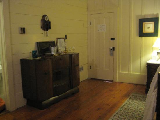 Wolf Creek Inn: Clarke Gable suite