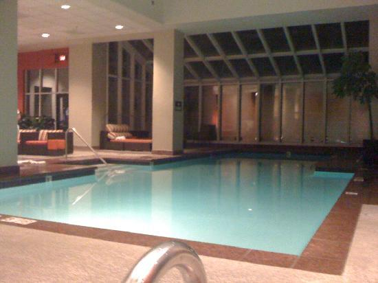 Indoor Pool In The Winter You Forget How Great The Water Is