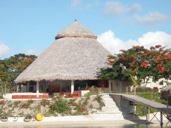 "The Havannah, Vanuatu: ""The Restaurant"""