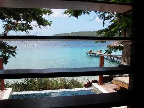 The Havannah, Vanuatu: View from the room...