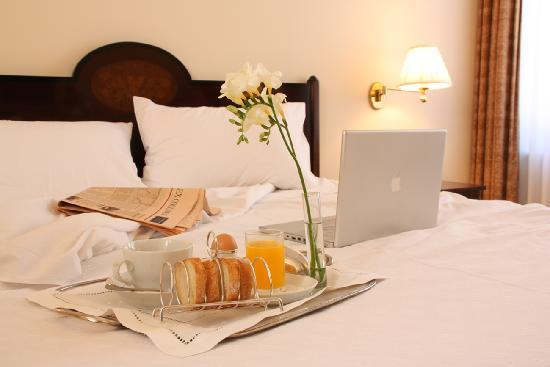 Hotel Rector: ROOM