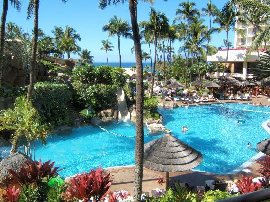 The Pool Picture Of The Westin Maui Resort Spa