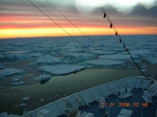 Ross Island: Antarctica