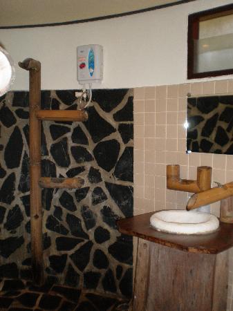 Garden Resort : Dschungelbad