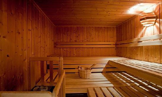 Rathaushotels: Sauna