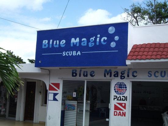 Blue Magic Scuba