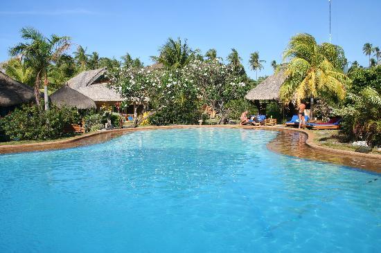 Thalatta Resort: piscina!
