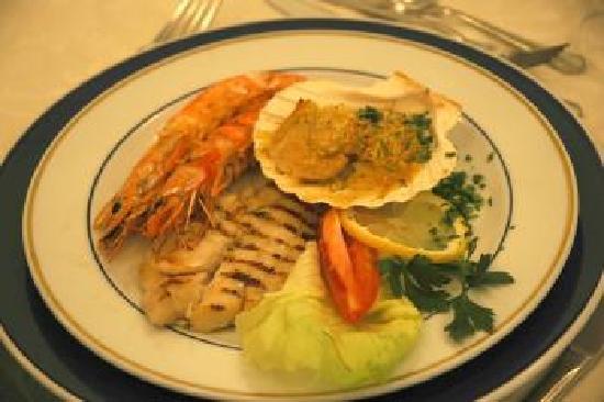 Hotel Stella d'Oro : ristorante