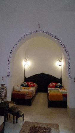 Riad Slawi : Our room