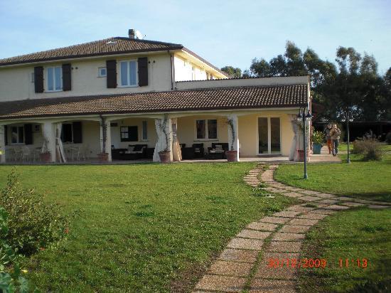 Hotel Domominore | Country Hotel : porche