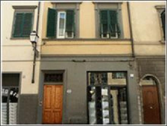 B&B Tre Gigli Firenze: Facciata