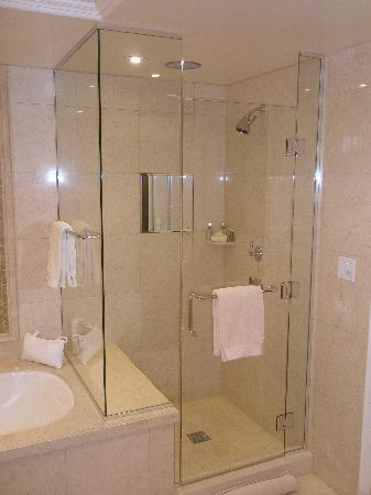 Montage Beverly Hills: shower