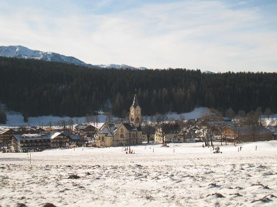 Feistererhof: Ramsau Ortszentrum