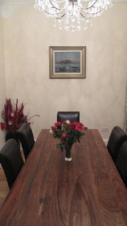 Braidmead House: dining