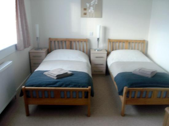 Breiview Guest House: Twin room.