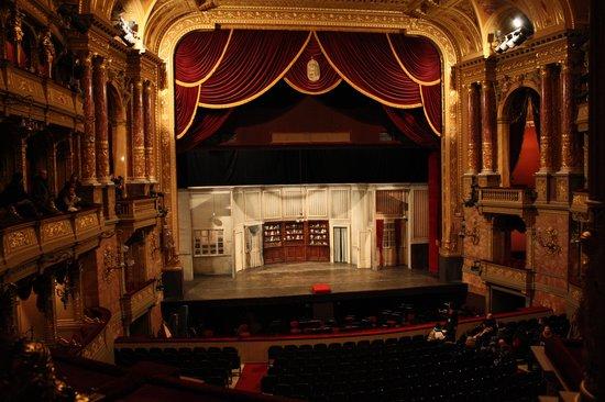 Будапештскийтеатр оперетты