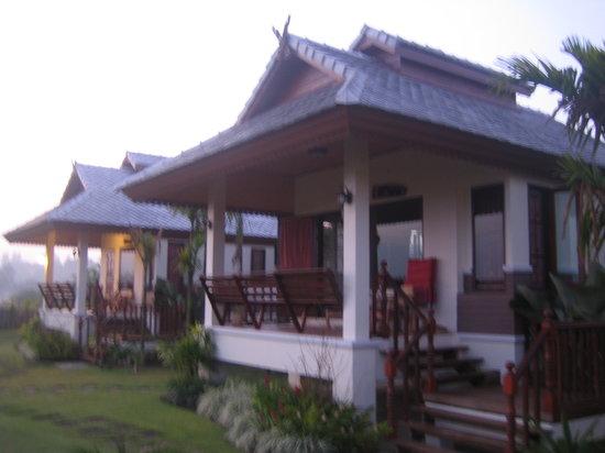 Baan Janthai: Huisjes