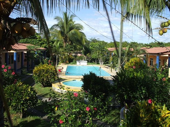 Monterrico, Guatemala: Swimming Pool