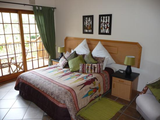 Elephant Coast Guest House: Room 2