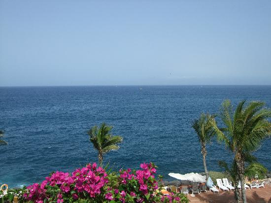 "Hotel Jardin Tropical: The clear view of the ocean after the ""Kalima"""