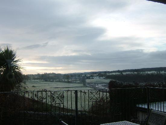 Castlecroft: The view from balcony