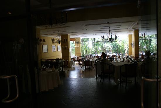 Hotel Los Navegantes : Restaurant