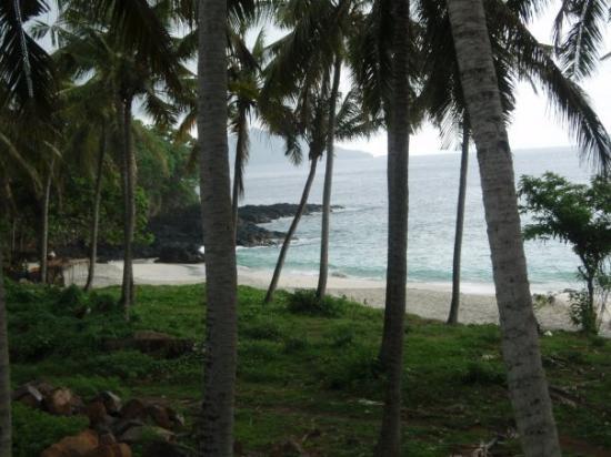 Legian, Indonesien: White Sand Beach - Padangbai