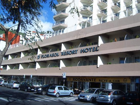 Hotel Dorisol Florasol Funchal Tripadvisor