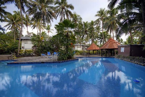 ULTIQA at Fiji Palms Beach Resort : Pool