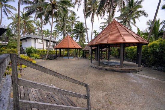 ULTIQA at Fiji Palms Beach Resort : Spa Bures