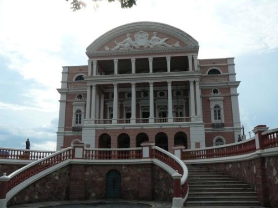 Manaos, AM: Opera de Manaus
