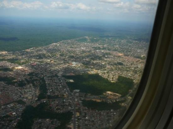 Manaus from the air ;)