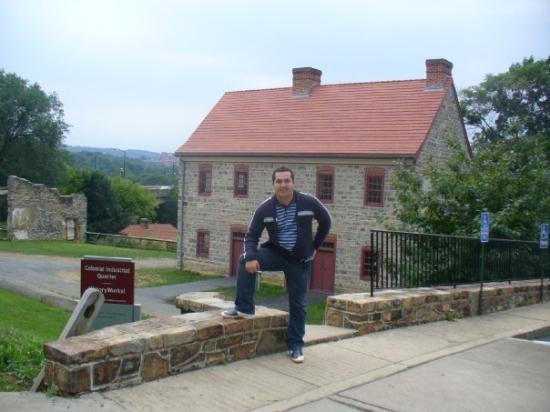 เบทลิเฮม, เพนซิลเวเนีย: Bethlehem, Pensilvania, Estados Unidos