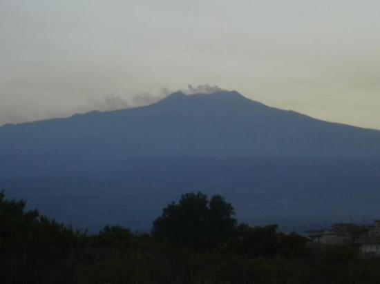Fiumefreddo di Sicilia, İtalya: Etna Vulcano, Sicily, Italy