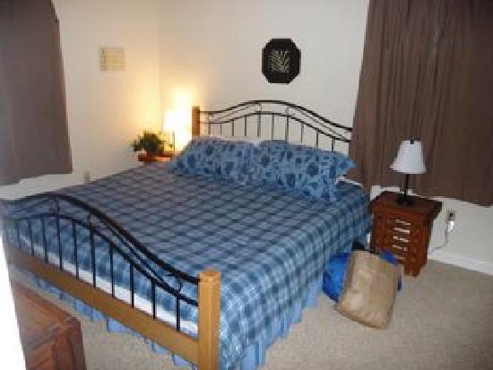 Sugar Ski & Country Club : Master Bedroom